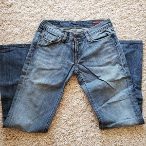 Citizens of Humanity bootcut jeans sz 28